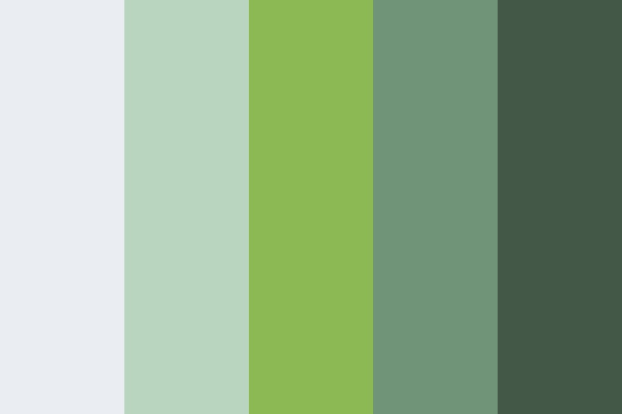 Tree Of Life Color Palette