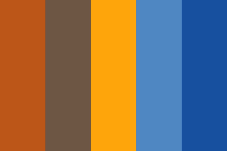 Tropical Sunrise Color Palette