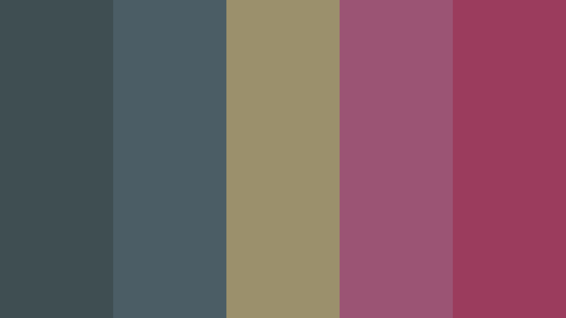Trusted Dull Shades Color Palette