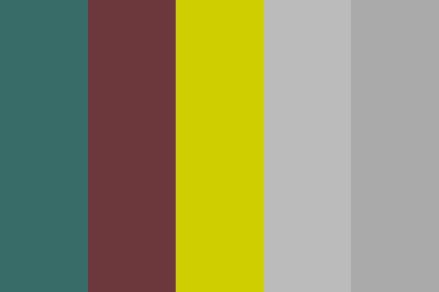 Turpentinetree Color Palette