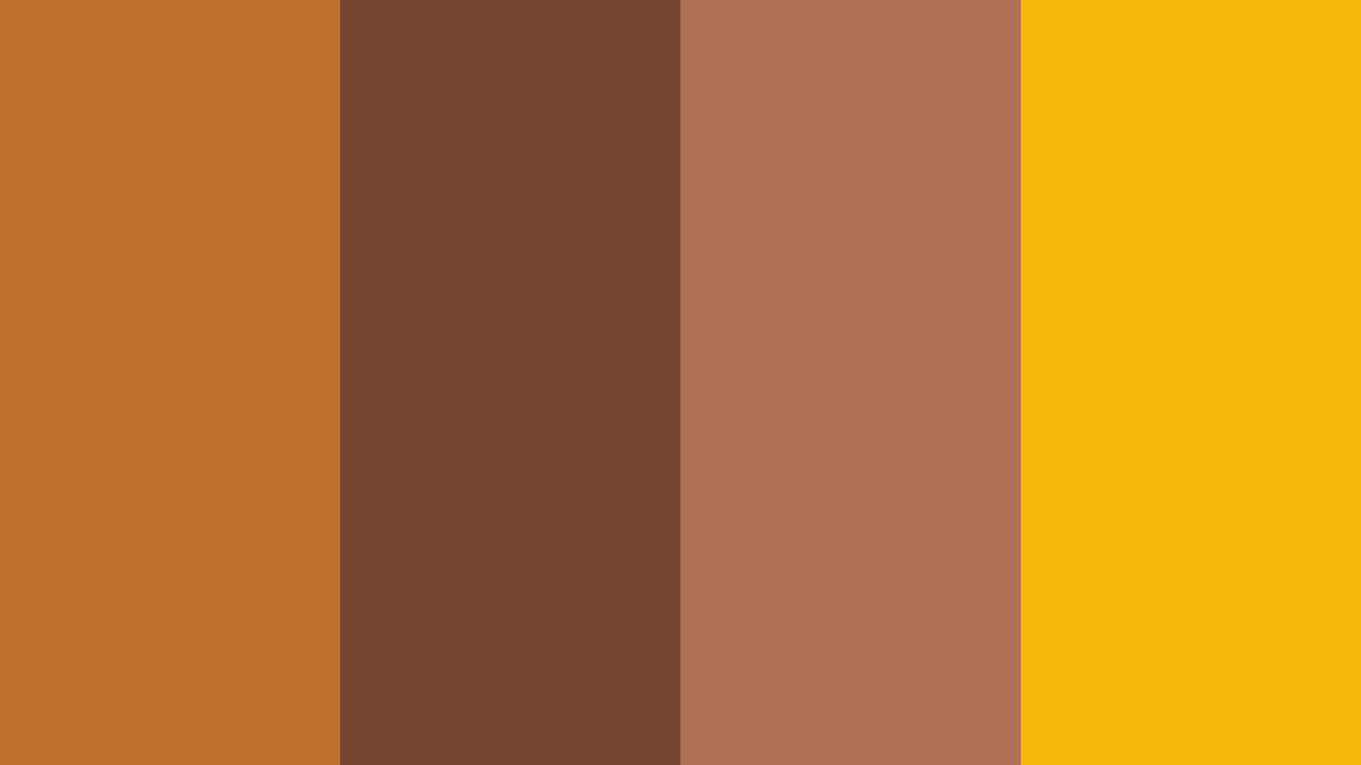 Tuscan Color Palette