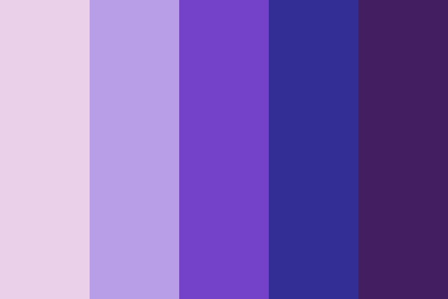 Uninspired Color Palette