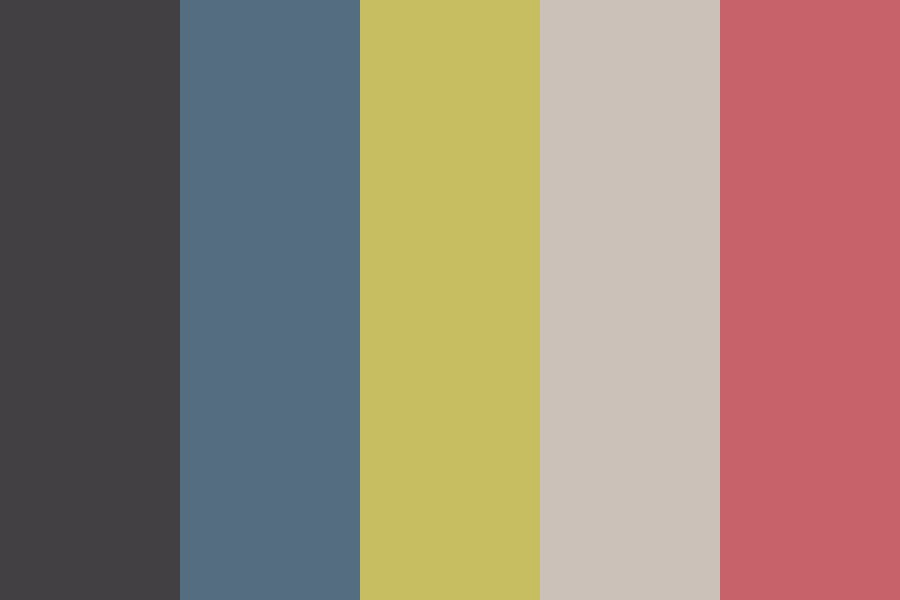 Vintage Flow Color Palette