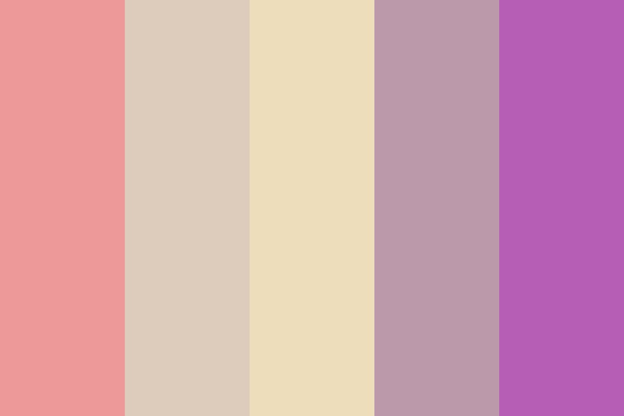 Vintage Misery Color Palette