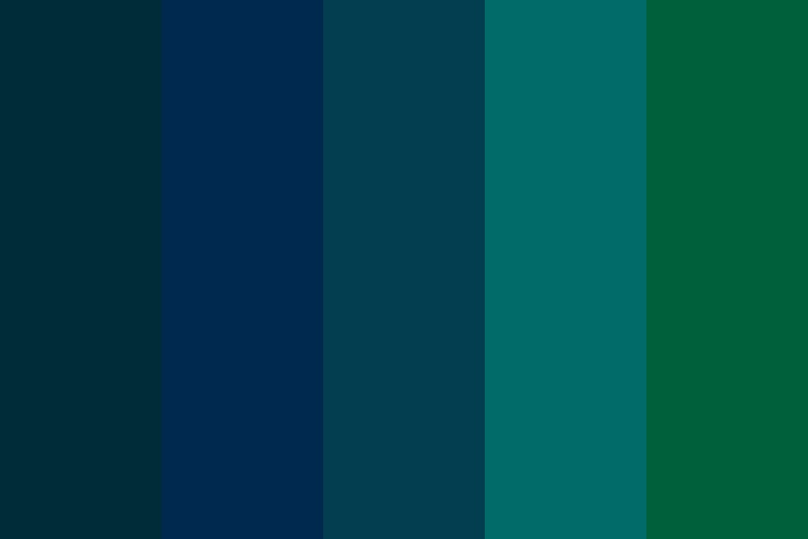 Virgo Sun Sign Color Palette