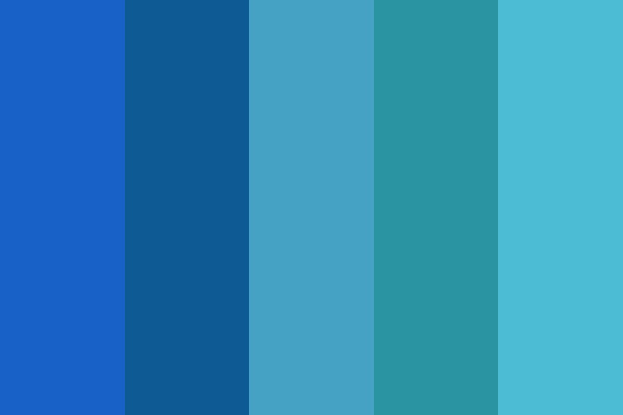 Voice For The Ocean Color Palette