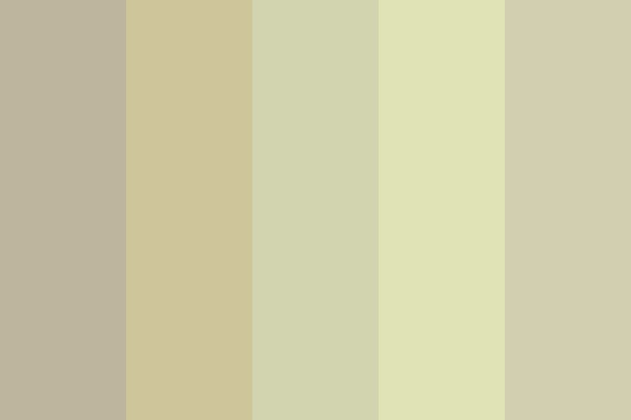Warm Grey Color Palette