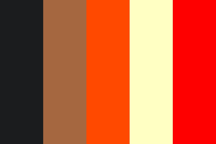Warm Hearth Color Palette