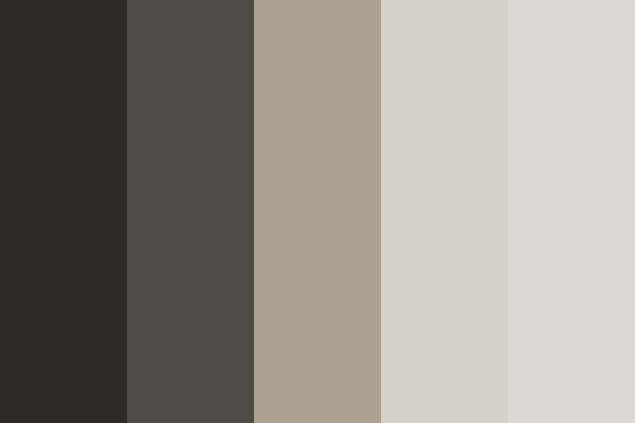 Warm Neutrals Color Palette