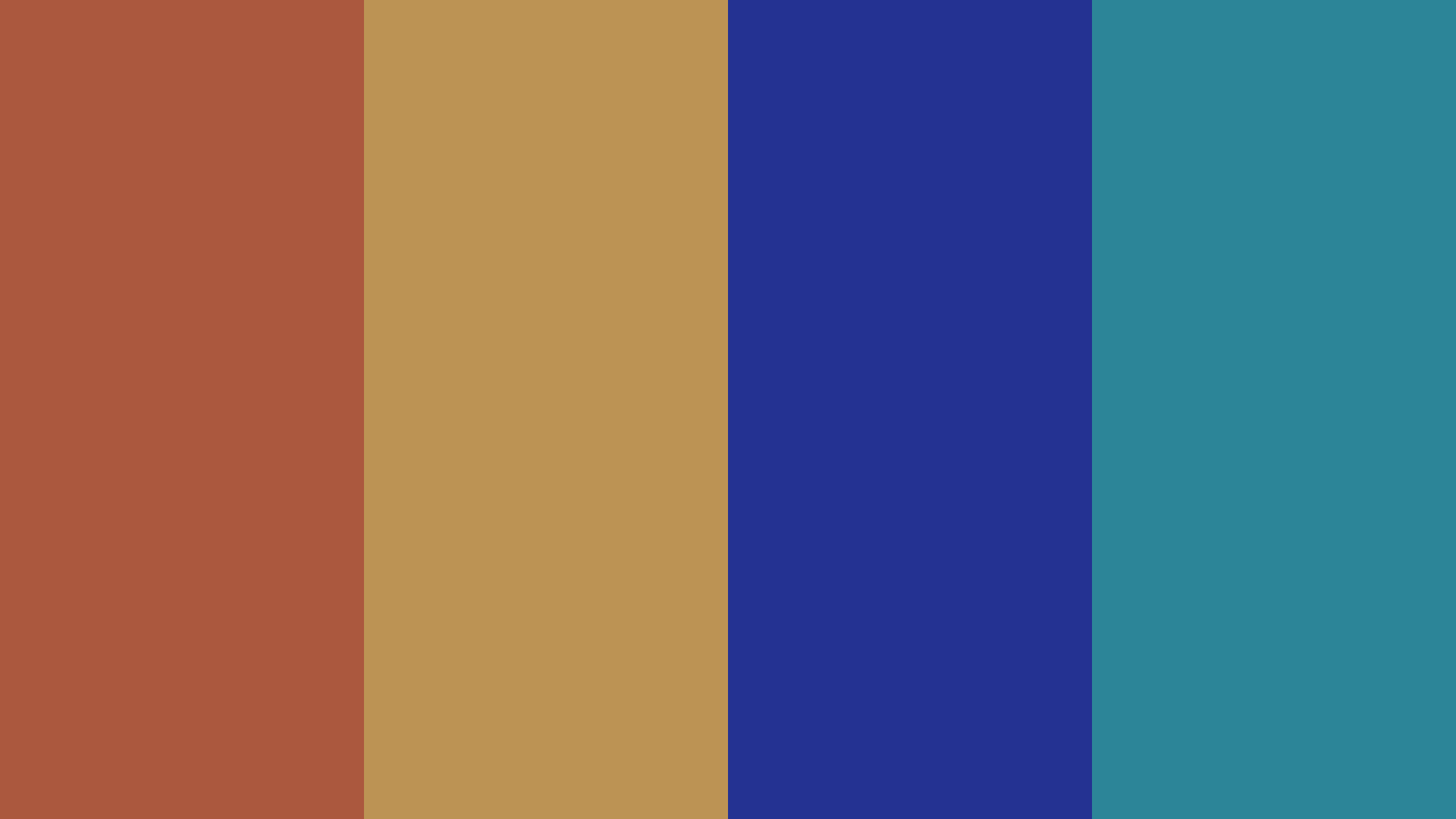 Water And Land Color Palette