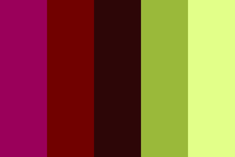 We Used To Talk At Night Color Palette