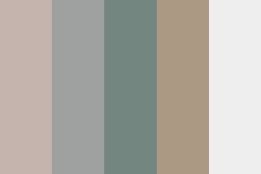 Wedding cp champagne Color Palette