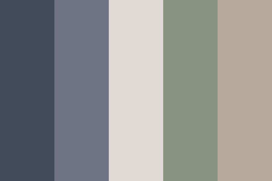 Wedding cp elegant Color Palette