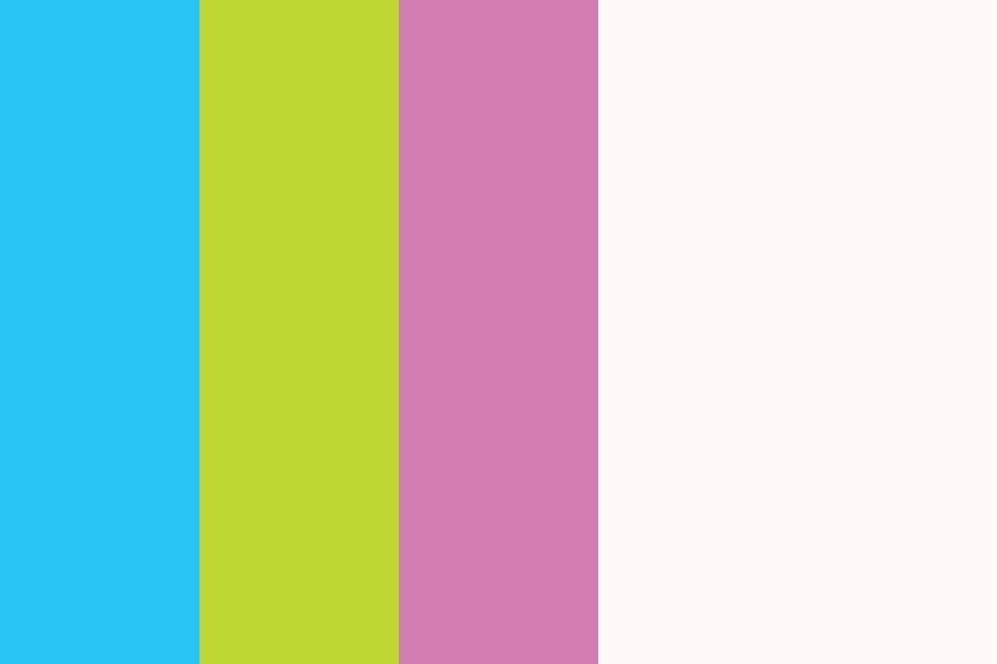 Wellness Within Logo Color Palette