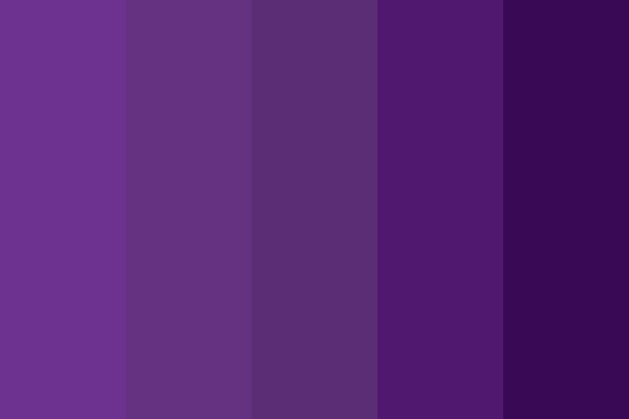 Whats Purple Oh Yeah Cool Color Palette