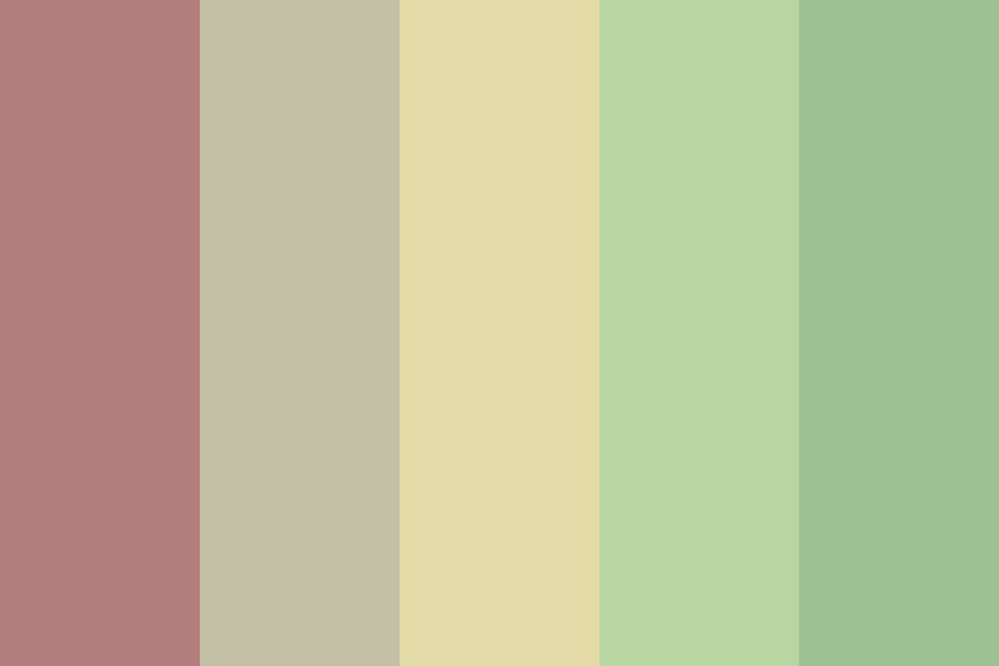 Whats Up With The Rainbow Trend Color Palette