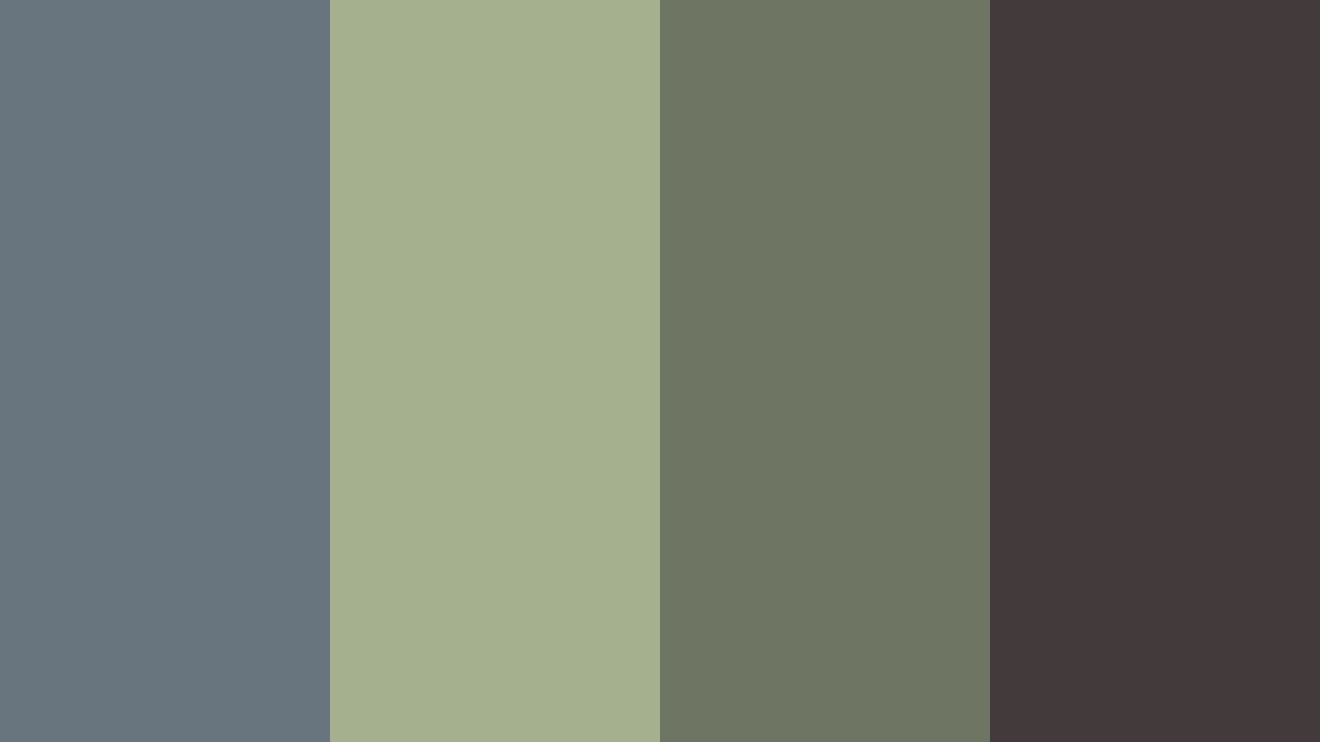 Where Evil Lurks Color Palette