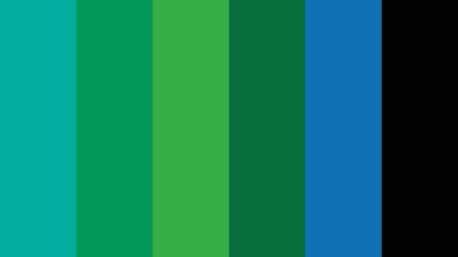 Wildlife Conservation Society (WCS) Logo Color Palette