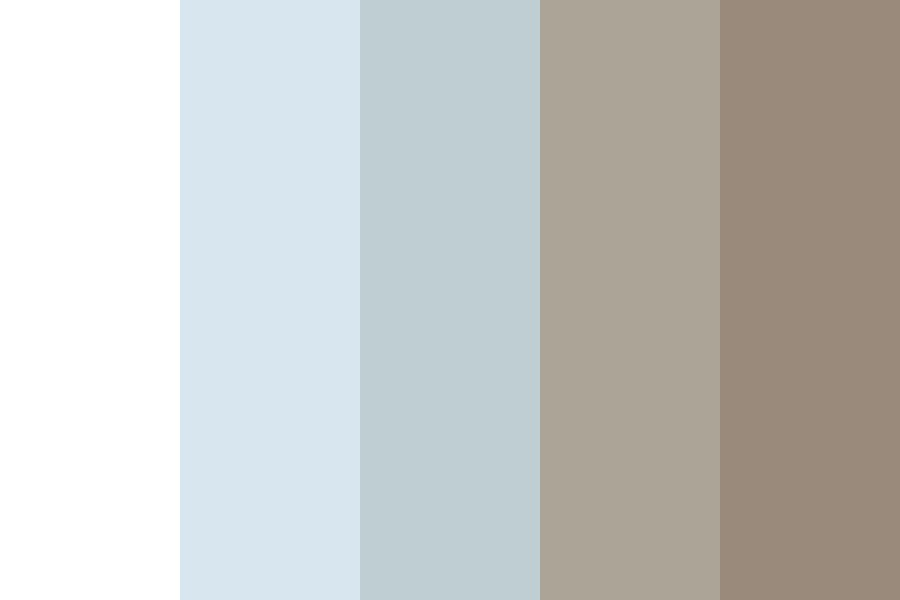 Winter Bridge Color Palette