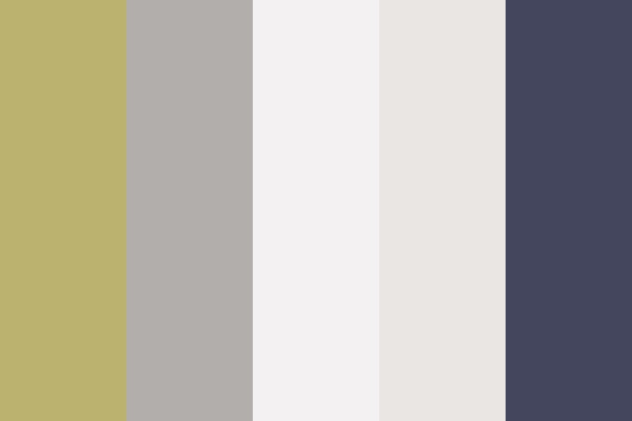 Winter Is Coming Color Palette