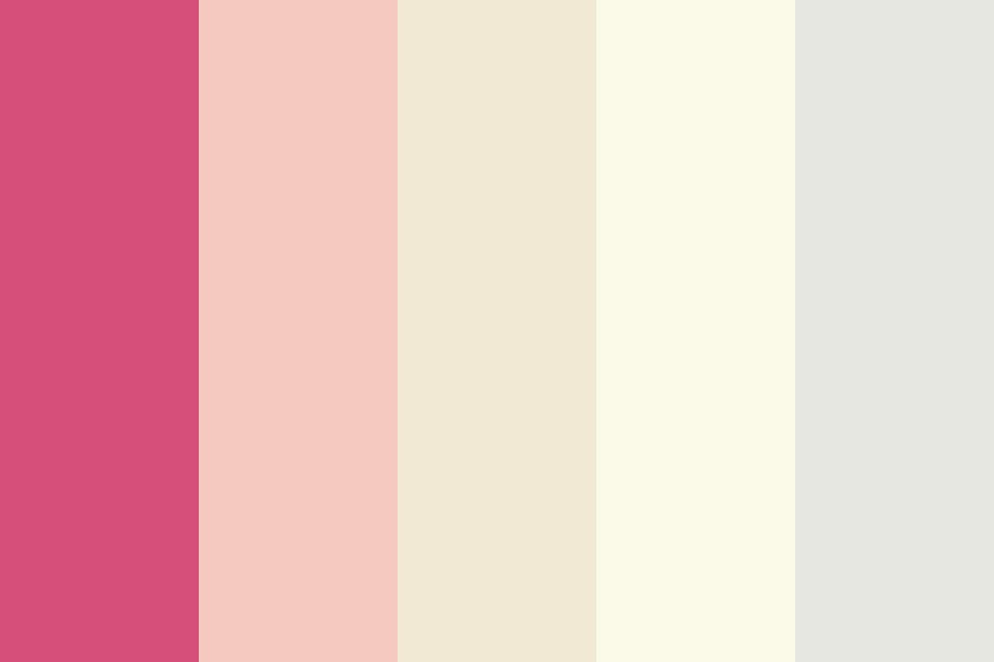 Winter Pink Color Palette