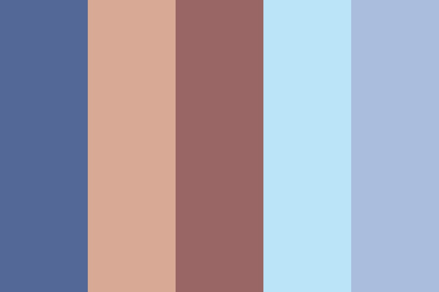 Winter Season Color Palette