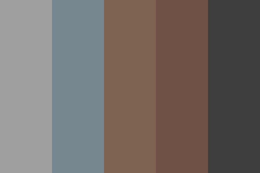 Winterfell Color Palette