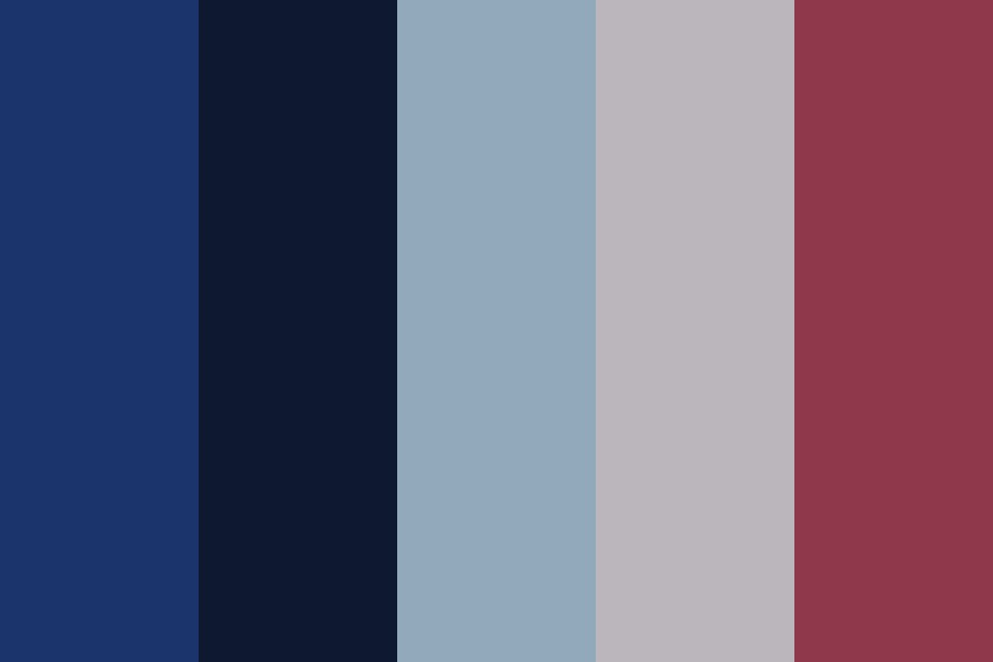 Winterrose Color Palette