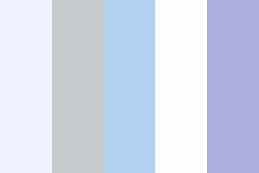 Winters Wrath Color Palette