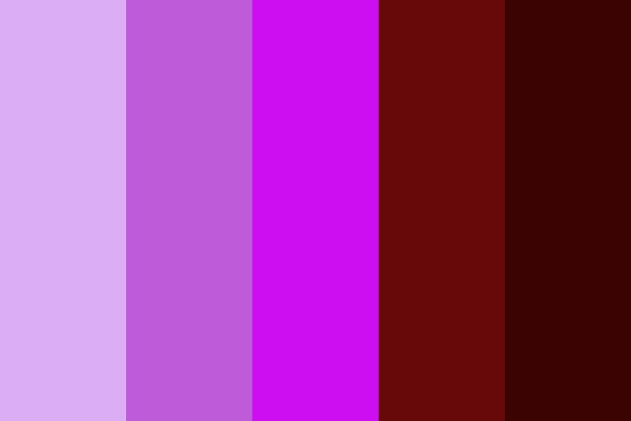 Witching Tree Color Palette