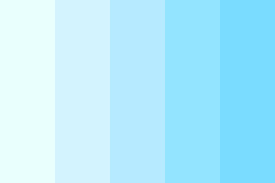 Wizardly Sky Color Palette