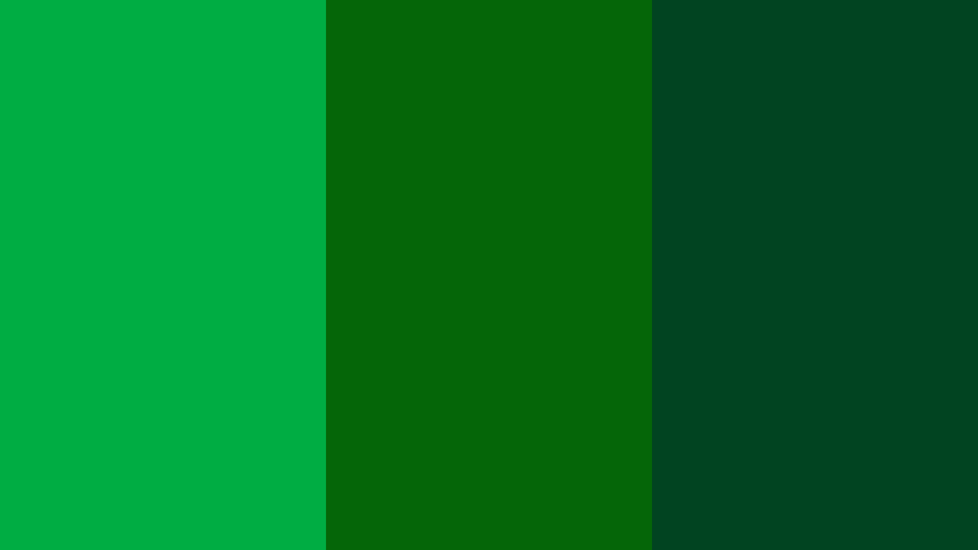World Frog Day Theme Color Palette
