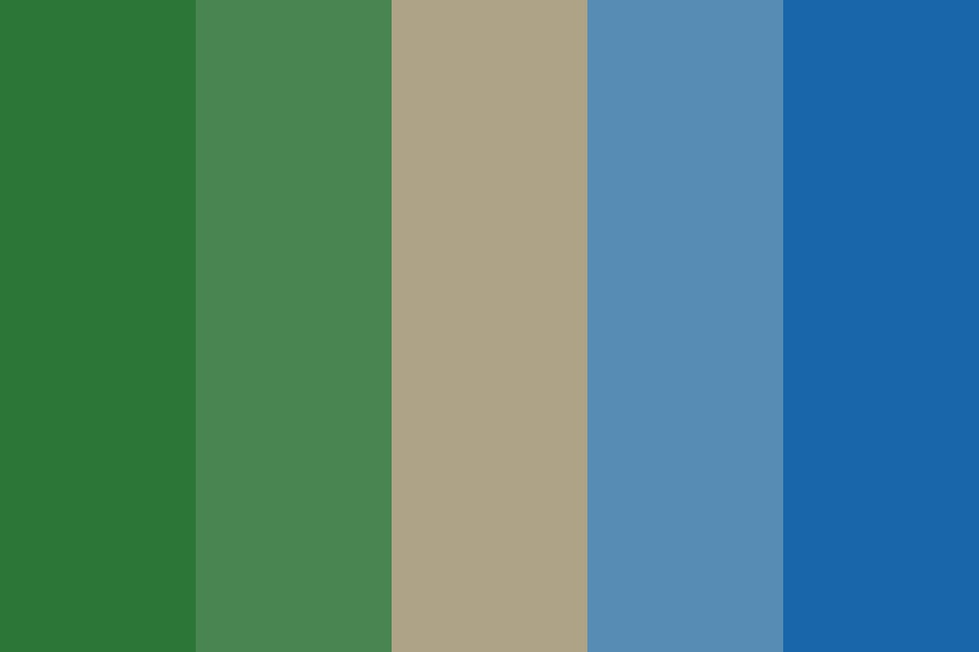 Xnature Color Palette