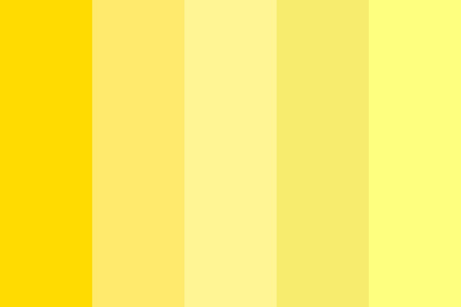 Yellow Brick Cafe Color Palette