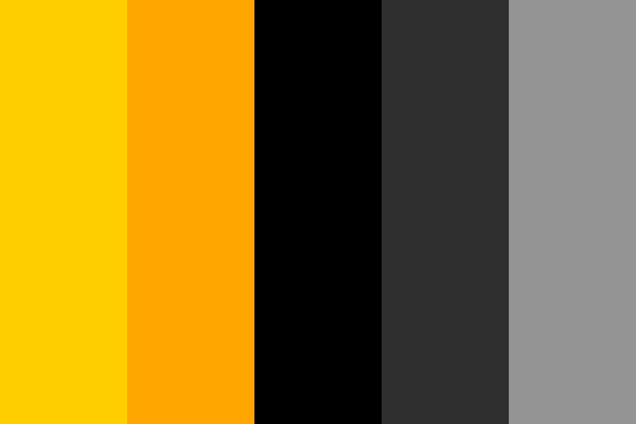 Yellowjacket Color Palette