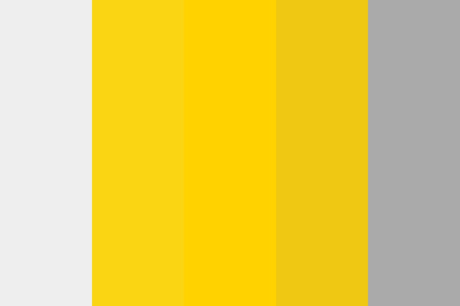 Yellowstest Color Palette