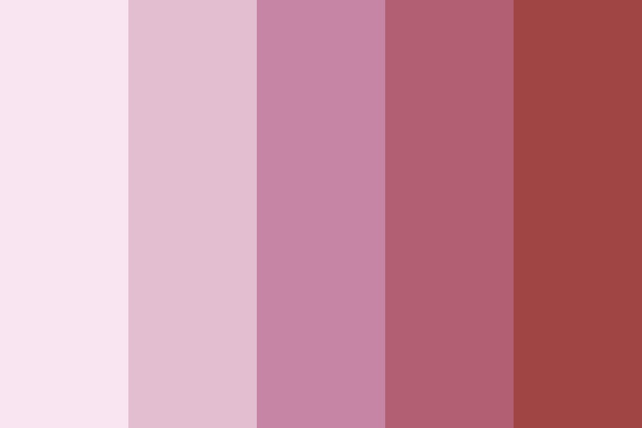 You Know How To Make A Boy Feel Warm Color Palette