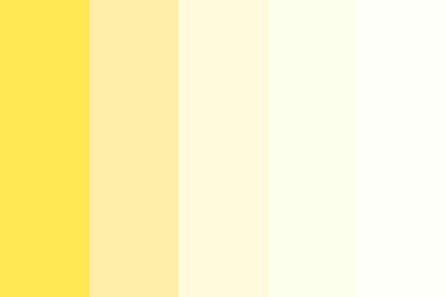 You Yellow Fellow Color Palette