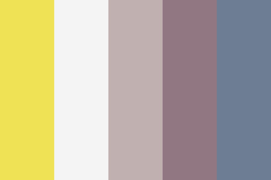 Youre A Space Dog Color Palette