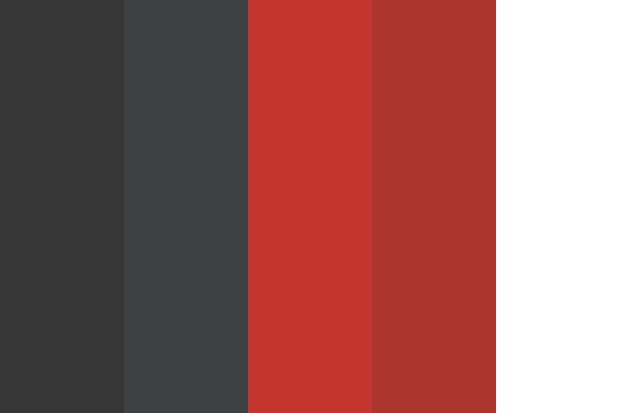Youtube Music Logo Colours Color Palette