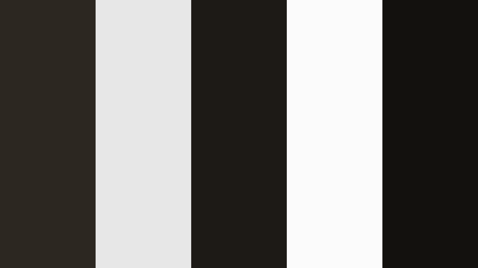 Zebra Color Palette